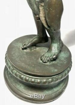 ARMAN FERNANDEZ Greetings Bronze Signé Numéroté 1/2 RARE