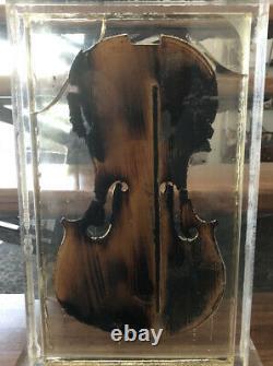 Arman Sculplture Rare Et Numérotée no1