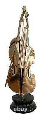 Arman Sculpture Violon Pizzaiola