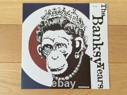 Banksy The Banksy Years très rare et recherché