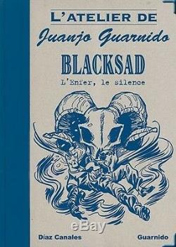 Blacksad, l'enfer le silence, Guarnido, TL édition originale numérotée et signée