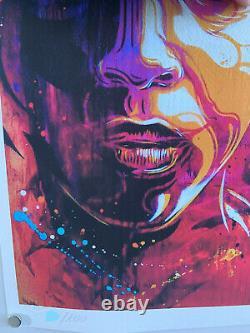 C215 (Christian Guémy) Lithographie L'Age D'Or Signée et Numérotée