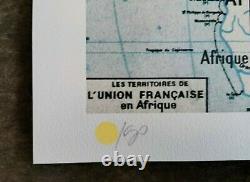 C215 SALY Signé et numéroté Sérigraphie Originale