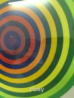 Collage Julio Le Parc circa 1970 épreuve d'artistebon état