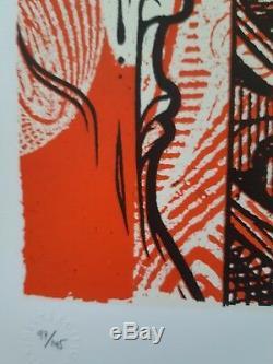 DAVE KINSEY (US) sign-num/145 Banksy/Jana&JS/Dolk/Sperry/Obey/Shepard Fairey