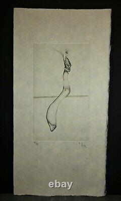 DEUX Fred Copeaux 1972. Complet avec ses 14 gravures originales signées