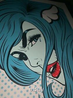 DFACE Turn Coat Monographie + Serigraphie Numérotée Signée coffret Banksy