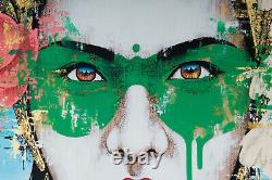 FIN DAC ANAPYAPAL Hand Finished Print FinDac with COA Graffiti Prints