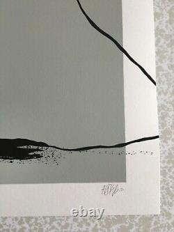 Fake The 3rd Wave Sérigraphie signée et numérotée xx/90