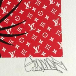 GOMOR, sérigraphie ed lim num 50 ex, signée American Dream, COA