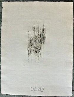 Hans Bellmer Gravure originale Les cordes