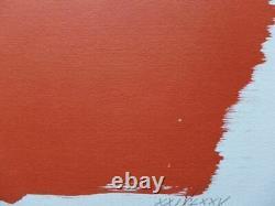Hans Hartung Farandole 10, 1971, Lithographie originale signée