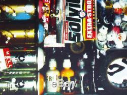 IMBUE sérigraphieJust in case sign-num/25 de 2011! -dolk/banksy/invader/ludo