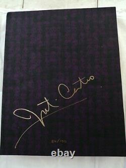 INTI Castro Coffret grand luxe avec 2 lithographies réhaussées main 100 exp