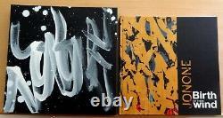 JONONE ooriginal painting peinture + edition signé numérotée n obey seen jr 156