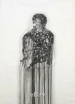 Jaume Plensa Nomade Lithographie Originale Signee 200 Ex Art Contemporain