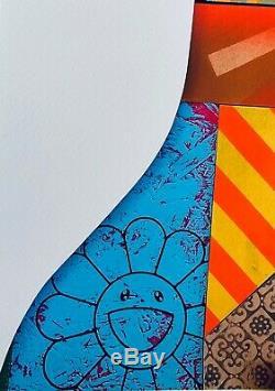 MICHAEL REEDER BEEF TEEF Print Signé numéroté à la main Art