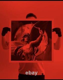 New Print Eros Insane51 Signée Et Numérotée