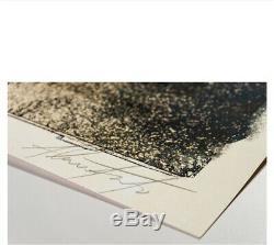 Peroxide By VHILS Lithographie signée et numérotée Hand Finished