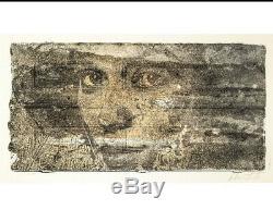 Peroxide VHILS Lithographie signée/numérotée Hand Finished 50x100 cm Banksy