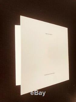 Pierre Soulages-Sérigraphie Originale 1989- Ni signée, ni numérotée-N°17 Cat BNF