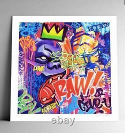 RAW Orlinski- Edition limitée, signée et numérotée sur 500 exemplaires