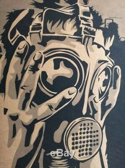 RNST - Chronique d une fin annoncee (Shepard Fairey-C215-Banksy)