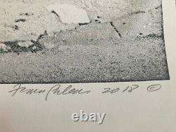 Richard HAMBLETON Sérigraphie signée datée numérotée Street Art