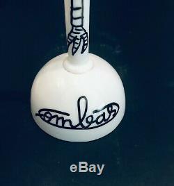Robert Combas-Can of thon-Figurine originale en porcelaine-numérotée et signée
