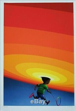 Seth Pionnier- Julien Malland- Globe Painter Séso 220exemplaires avec COA