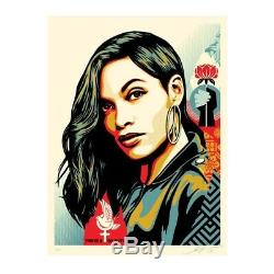 Shepard Fairey Obey Power & Equality DOVE 2019 Ed 400