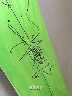 Skate/Board JONONE original + certificat Authenticité(obey/c215/Invader)