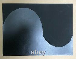 Sol Lewitt The Edge of Awareness Original Silkscreen Numbered on 90 Signed 1998