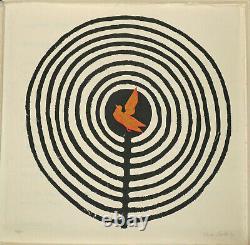 Véra SZEKELY Massacre du Paraclet. 1976. COMPLET de ses 13 SERIGRAPHIES signées